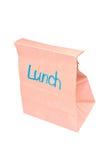 sac à déjeuner photographie stock