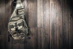 Sac à dos ou sac à dos Photos libres de droits