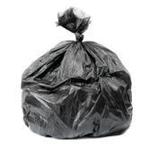 Sac à poubelle Photographie stock