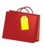 Sac à provisions pour chaque saison d'achats Photo libre de droits