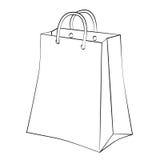 sac illustration libre de droits