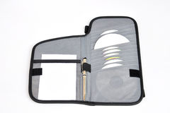 Sac Cd Photographie stock libre de droits