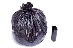 Sac d'ordures Photo libre de droits