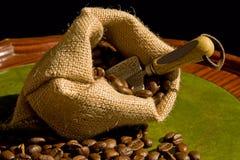 Sac de café photos libres de droits