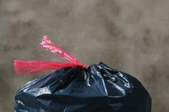 Sac de déchets images libres de droits