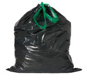 Sac de déchets Photos stock