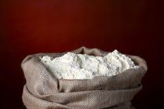 Sac de farine photo libre de droits