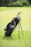 Sac de golf Photos libres de droits
