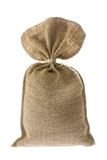Sac de jute Photo stock