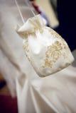 Sac de mariage Photos stock