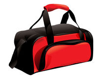 Sac de sport Photographie stock