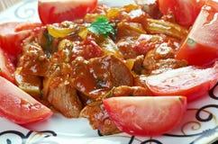 Sac yemekleri Kavurma Stock Photos