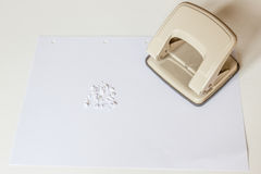 Sacador (accesorio de la oficina) Imagenes de archivo