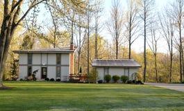 sacandinavian родного дома конструкции самомоднейшие определяют Стоковая Фотография