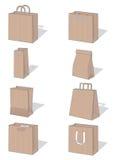 Sacchetti illustrazione di stock