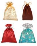 Sacchetti decorativi fotografia stock libera da diritti