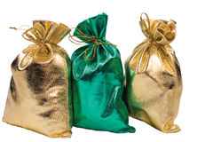 Sacchetti del regalo Immagini Stock