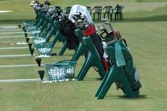 Sacchetti di golf Immagini Stock Libere da Diritti