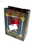 Sacchetto del regalo Fotografia Stock