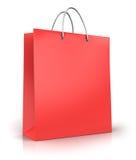 Sacchetto di acquisto con lo spazio della copia royalty illustrazione gratis