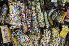 SACCHETTO DI CARTA Fotografie Stock