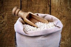 Sacchetto di riso Immagini Stock