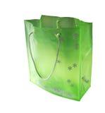 Sacchetto verde immagini stock libere da diritti