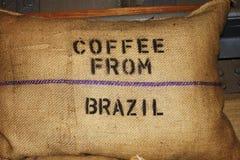 Sacco del caffè Immagini Stock Libere da Diritti