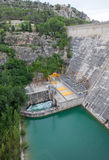 Sacedon Hydroelectric power station Stock Photography