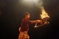Sacerdote indio Fotos de archivo libres de regalías