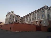 Sacerdote Seminary di Kaunas immagini stock
