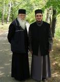 Sacerdotes Foto de archivo libre de regalías