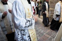 sacerdotes fotografía de archivo libre de regalías