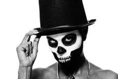 Sacerdotessa di voodoo immagini stock libere da diritti