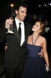 Sacha Baron Cohen and Isla Fisher Royalty Free Stock Photo