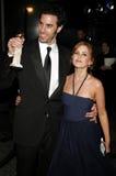 Sacha Baron Cohen and Isla Fisher Stock Photo