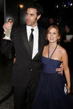 Sacha Baron Cohen and Isla Fisher Royalty Free Stock Photos