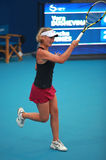 Sacha Jones in action at 2010 China Open royalty free stock photo