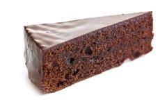 Sacher cake Stock Image