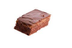 Sacher tårta Royaltyfria Foton