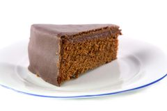 Sacher Torte Stock Photos