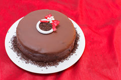 Sacher Torte Stock Photo