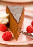 Sachertorte Royalty Free Stock Image