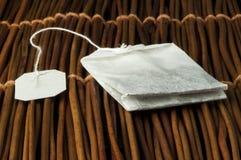 Sachet à thé Image stock