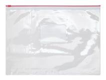 Sachet en plastique Photographie stock libre de droits