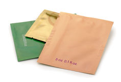 Sachets Royalty Free Stock Images