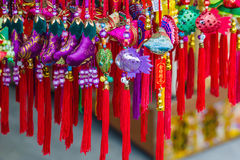 Sachets of The Dragon Boat Festival Royalty Free Stock Image