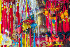 Sachets of The Dragon Boat Festival Royalty Free Stock Images