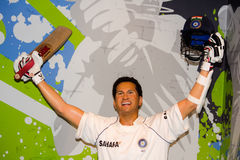 Sachin Tendulkar Royalty Free Stock Images