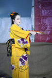 Sachiyo Ito Dance Company at Brooklyn Botanic Garden Royalty Free Stock Images